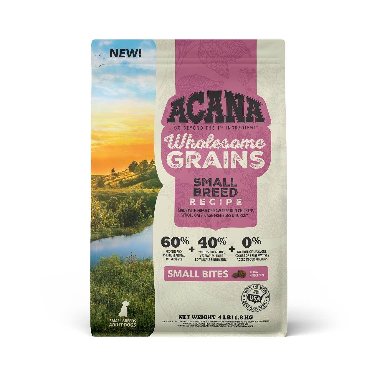 Acana (Champion) Acana Wholesome Grains Small Breed 11.5 lb