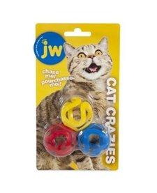 JW Cataction Cat Crazies Toy