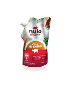 Nulo Bone Broth Beef 20 oz