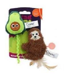 Mad Cat Sloth-o-Cado 2 Pack