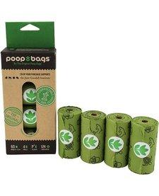 The Original Poop Bags Compostable Bags 60 ct