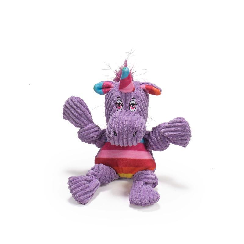 HuggleHounds Unicorn Knottie SM