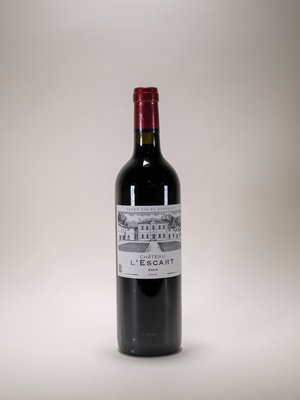Chateau L'Escart, Bordeaux Superieur, 2018 750ml