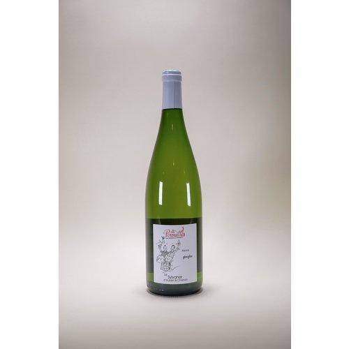 Les Vins Pirouettes, Glouglou, Sylvaner, Binner, 2017