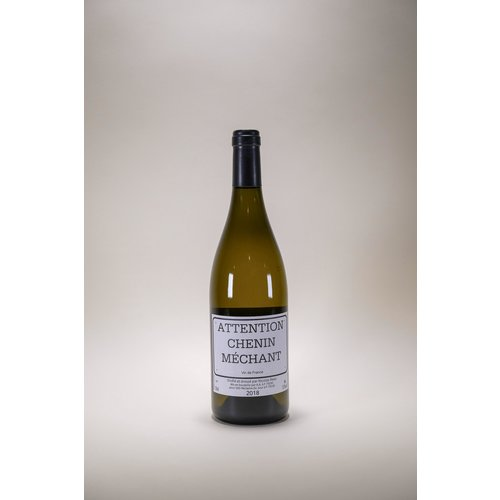 "Nicolas Reau ""Attention Chenin Mechant"", 2019, 750 ml"