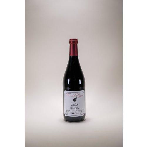 Andrea Cervini, Vino del Poggio Navel Rosso, 2010, 750ml