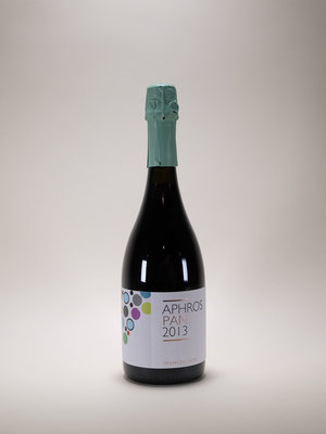 'Pan', Aphros, Sparkling Rose, 2013, 750 ml
