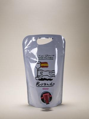 Dionisos Rosado, 2018, 1.5L Bag
