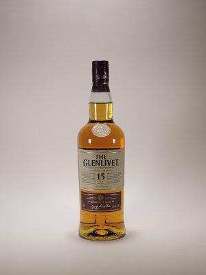 Glenlivet 15 Year Scotch Whiskey