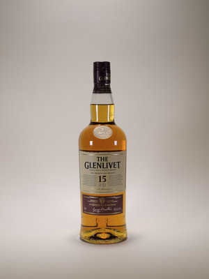 Glenlivet, 15 Year Scotch Whisky, 750 ml