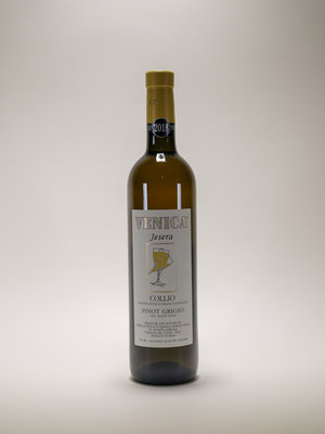 Venica & Venica, Pinot Grigio Jesera 2018