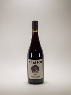Eric Texier, Chat Fou, 2017, 750 ml