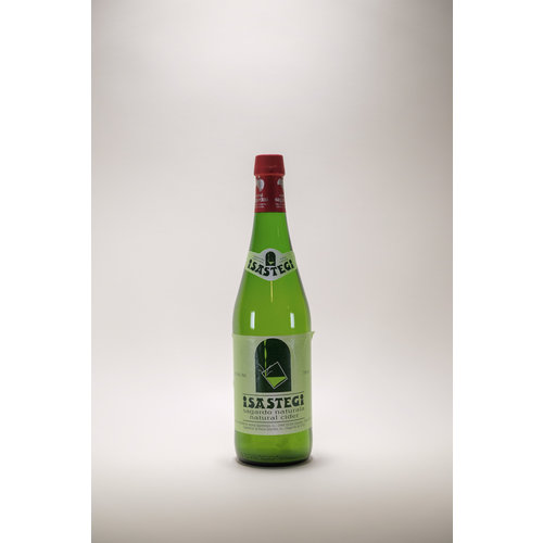Isastegi, Sagardo Naturala Cider, 2018, 750ml