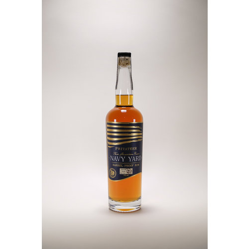 Privateer, Navy Yard Rum, 750 ml
