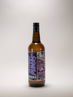 Street Pumas Vodka, 1L