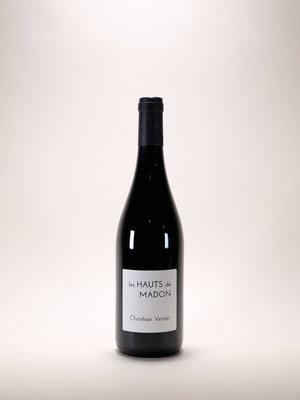 Christian Venier, Les Hauts de Madon, Cheverny Rouge, 2018, 750 ml