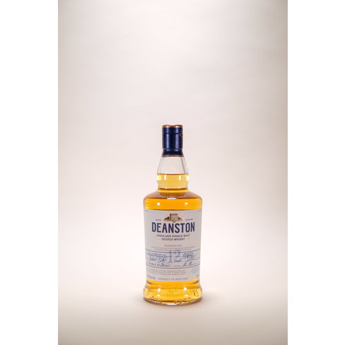 Deanston, 12 Year Highland Single Malt, 750 ml