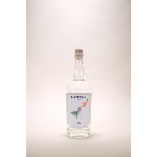 Neversink, Gin, 750 ml