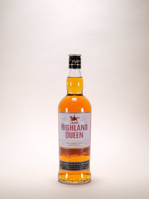Highland Queen, Blended Scotch Whiskey, 750 ml