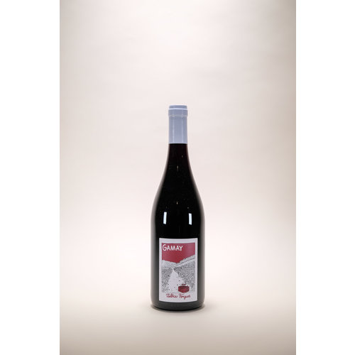 Valerie Forgues, Gamay, Touraine Rouge, 2017, 750ml