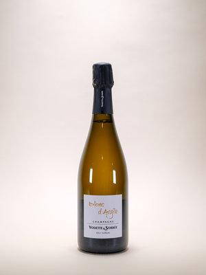Vouette & Sorbée, Champagne Extra Brut Blanc d'Argile, 2015