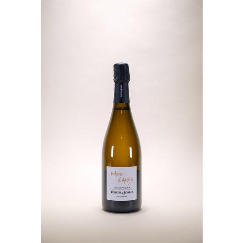 Vouette & Sorb̩e, Champagne Extra Brut Blanc d'Argile, 2015, 750 ml