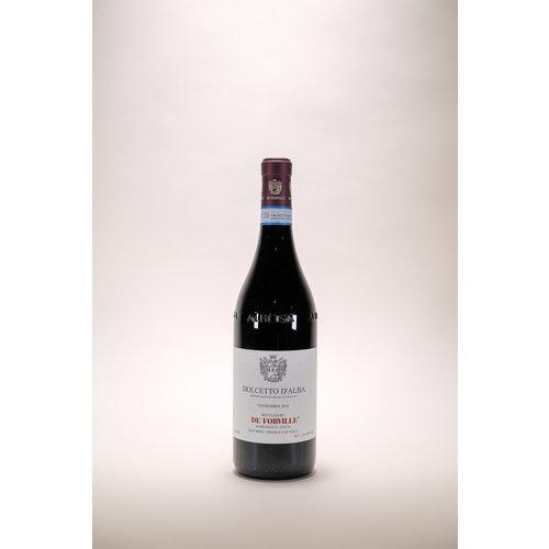 De Forville, Dolcetto D' Alba, 2018 750 ml