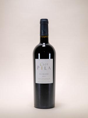 Domaine Boudau, Clot del Pila, CÌ«tes du Roussillon Les Gargolines, 2017, 750 ml