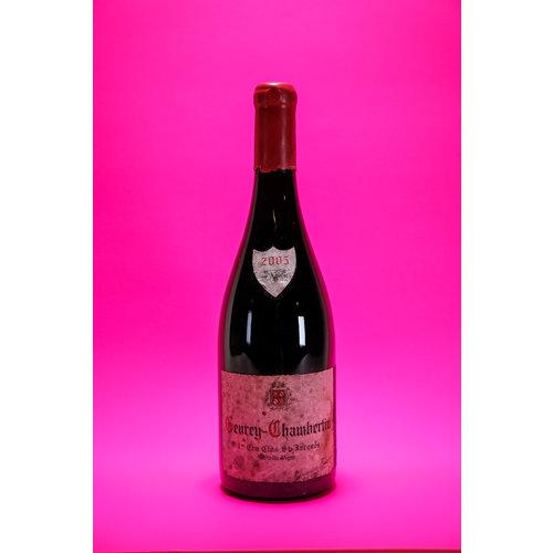Fourrier, Gevery Chambertin, 1er Cru, Clos St. Jacques, 2005, 750ml