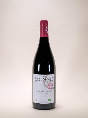 Agnes et Rene Mosse, Cabernet Franc, 2017, 750 ml