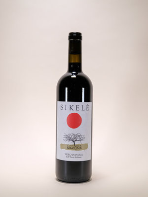 Sikele, Nero d'Avola Terre Siciliane Red, 2015, 750 ml