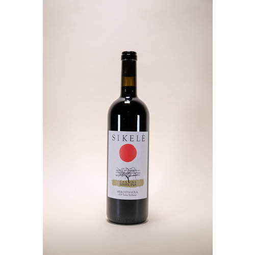 Sikele, Nero D'Avola Terre Siciliane Red, 2014, 750 ml