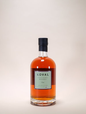 Koval, Single Barrel, Oat Whiskey, 750 ml