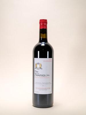 Duc des Nauves, Cotes de Bordeaux, 2016, 750 ml