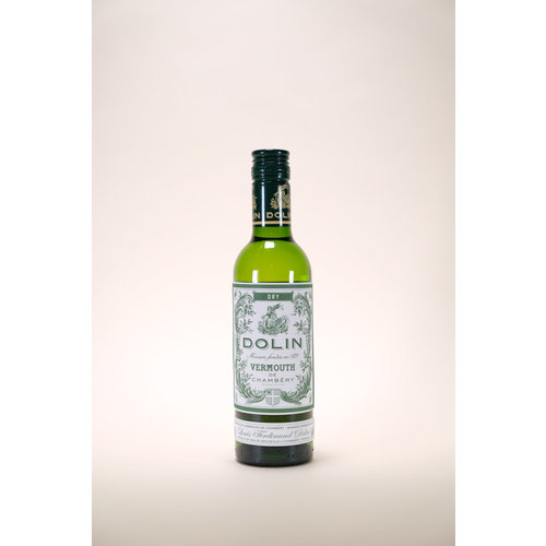 Dolin, Dry Vermouth, 375 ml