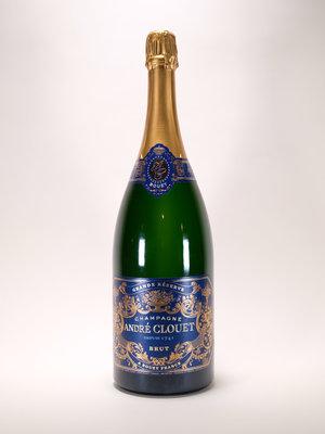 Andre Clouet, Champagne Grande Reserve Brut, NV, 1.5 L