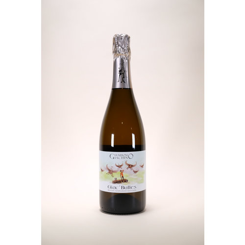 Domaine Giachino, Giac' Bulles PÌ©tillant Naturel, NV, 750 ml