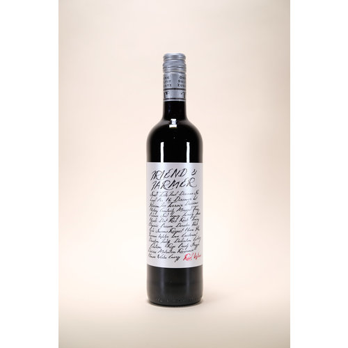 Friend & Farmer, Red Wine,  2018, 750 ml