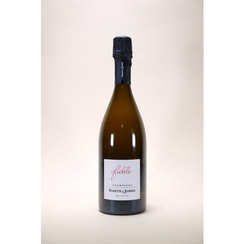 Vouette & Sorb̩e, Champagne Extra Brut Fid̬le, 2017