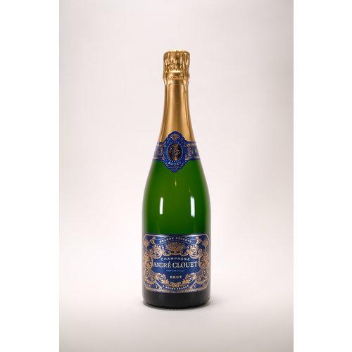 Andre Clouet, Champagne Grande Reserve Brut, NV, 750 ml