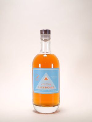 Cardinal Spirits, Lake House Spiced Rum, 750ml