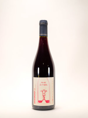 Lebled A La Votre, On Est Su 'l Sable, VDF Rouge, 2018, 750 ml