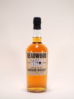 Deadwood, Straight Bourbon, 750ml