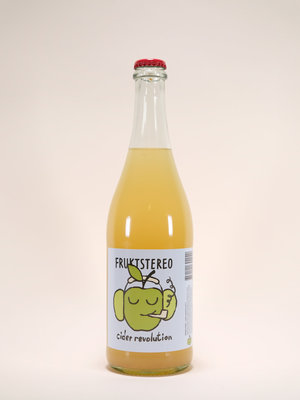 Fruktstereo Cider Revolution, 2017, 750 ml
