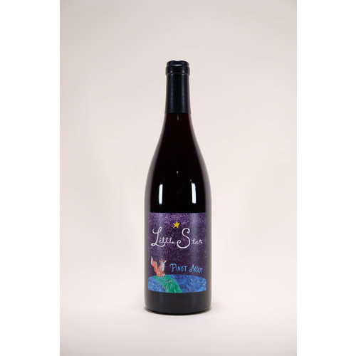 Little Star, Pinot Noir, 2018, 750 ml