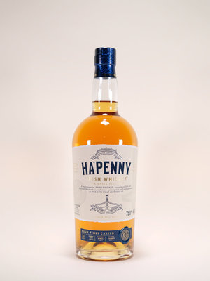 Ha' Penny Irish Whiskey, 750 ml