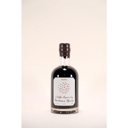Forthave, Brown, Coffee Liqueur, 375ml