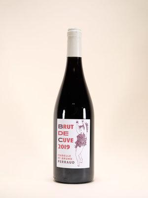 Isabelle et Bruno Perraud, Brut de Cuve, VDF, 2019, 750 ml