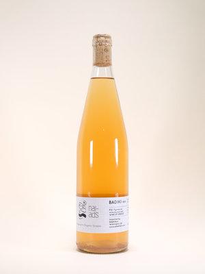 Papras, Naiads Amber, 750 ml, 2019