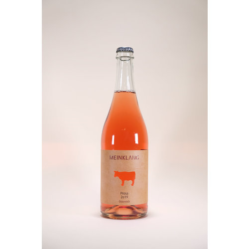 Meinklang, Prosa, Sparkling Rose, 2019 750ml